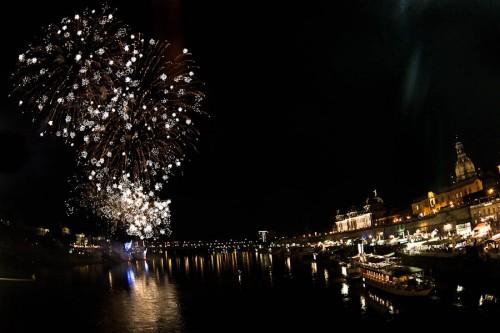 Was wäre das Stadtfest ohne Feuerwerk?