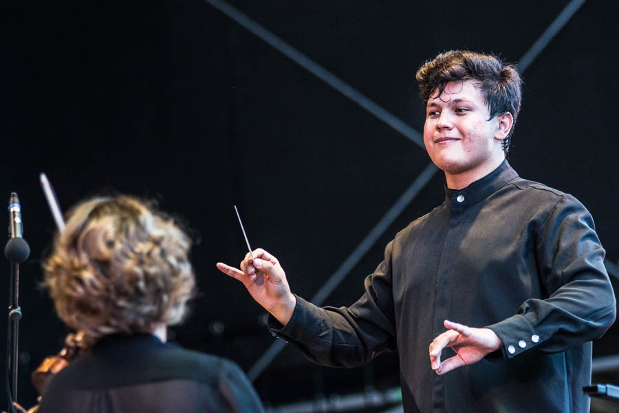 Dirigent Aziz Shokhakimov