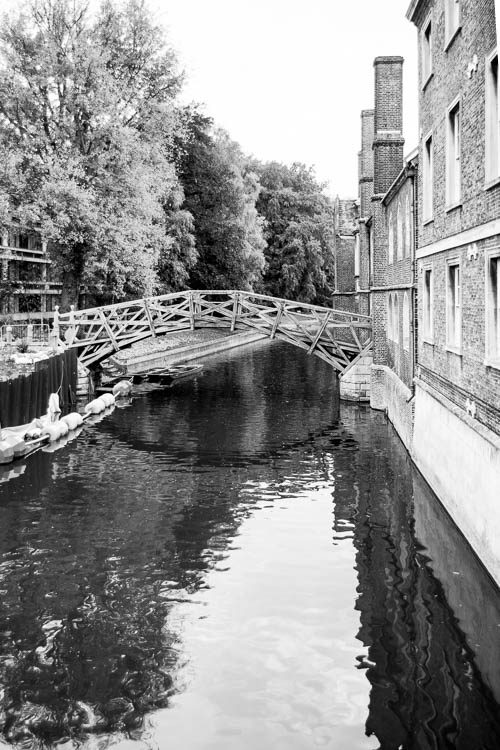 Mathematical Bridge, Queen's College