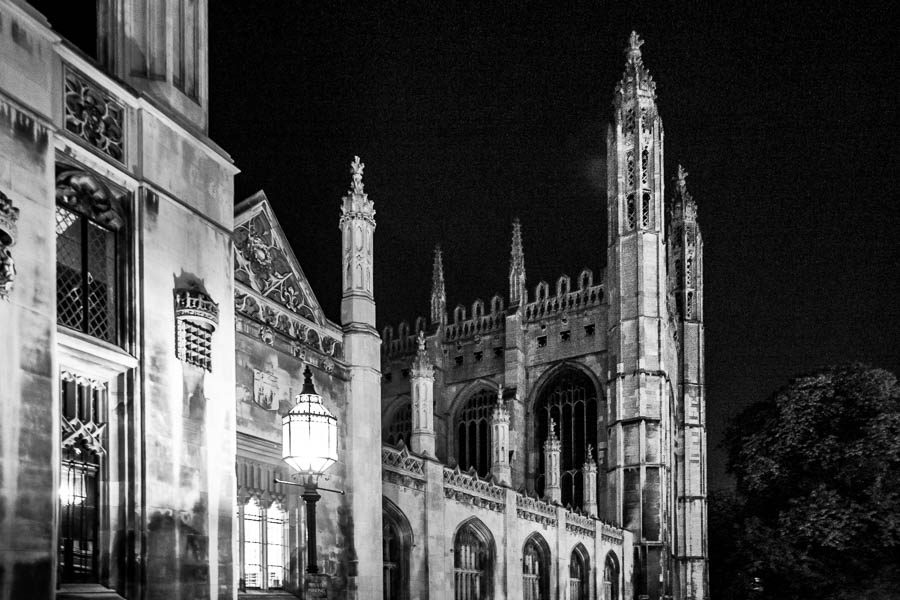 King's College mit King's Chapel
